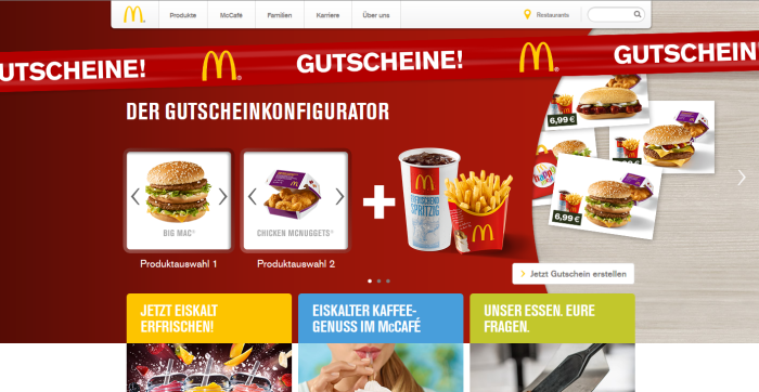 MacDonalds DE
