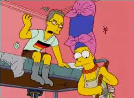 international simpsons stereotypes russes